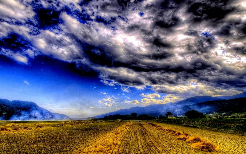 Good Morning Wallpaper Cute Hd Stormy Clouds Wallpaper Download Free 62570