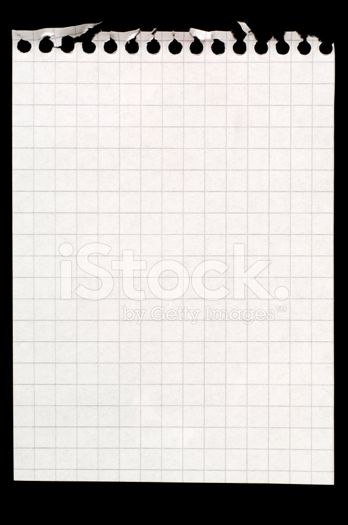 Blank Sheet of Maths Paper on Black Stock Photos - FreeImages - blank sheet of paper with lines
