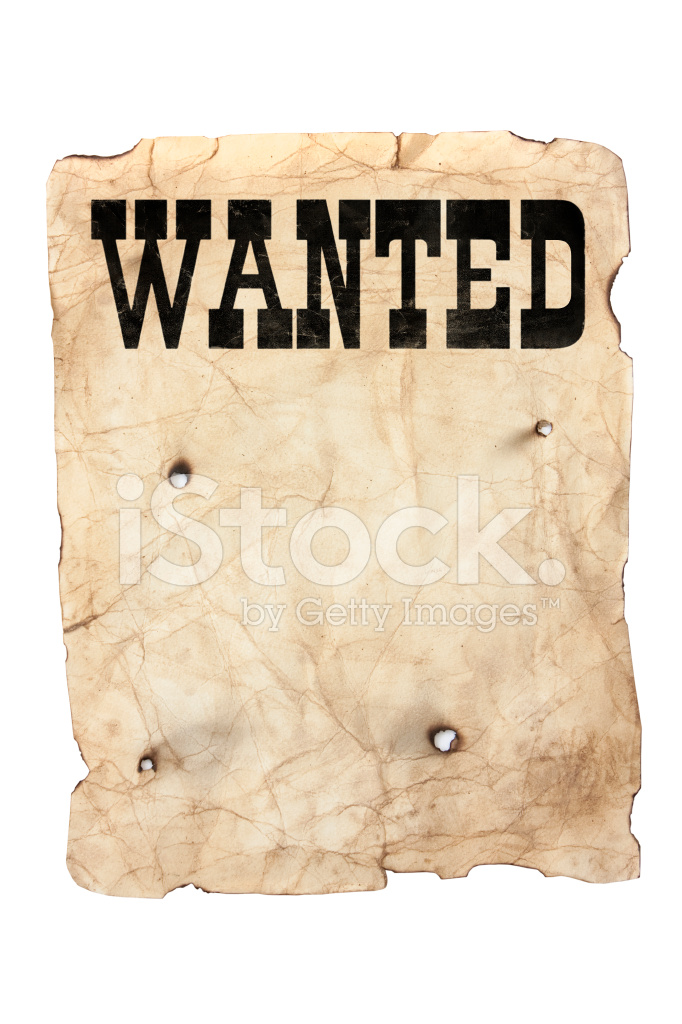 Fall Rug Wallpaper Wanted Poster And Bullet Holes Stock Photos Freeimages Com
