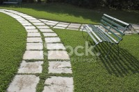 Lawn Chairs on Green Grass Stock Photos - FreeImages.com
