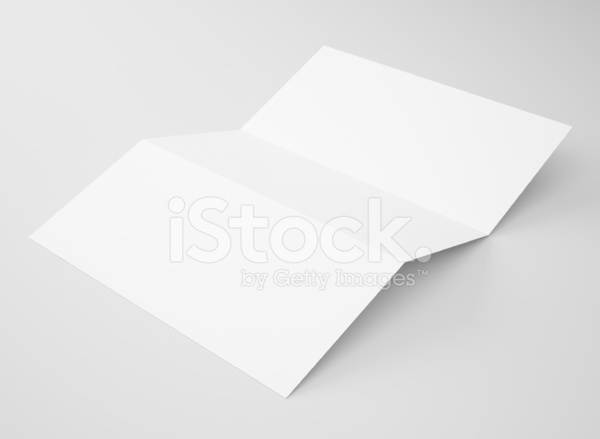 blank pamphlet template – Free Blank Tri Fold Brochure Templates