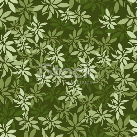 Fall Brithday Wallpaper Seamless Forest Wallpaper Pattern Stock Photos