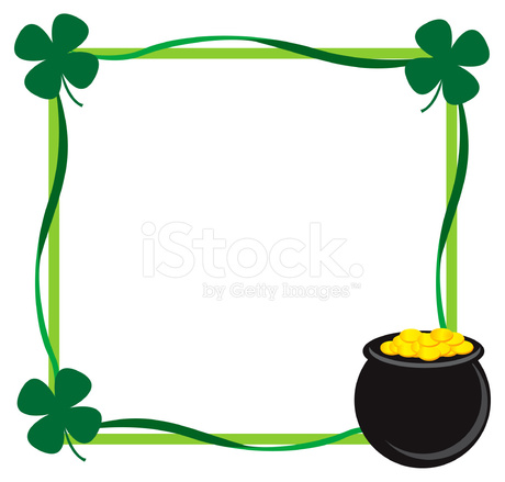 Patrick\u0027s Day Border Stock Vector - FreeImages - 's day borders