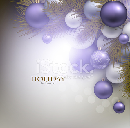 Free Download Of Christmas Wallpaper With Snow Falling Christmas Background With Colorful Xmas Vector Stock