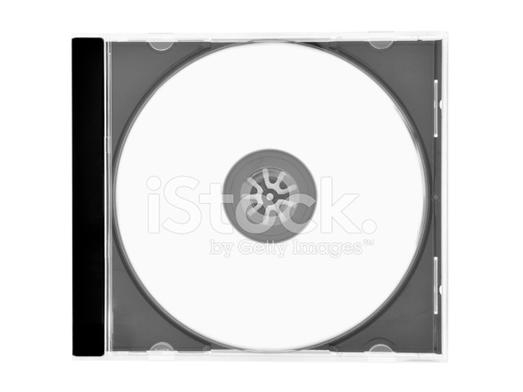 Blank Cd/dvd IN Clear Case Stock Photos - FreeImages