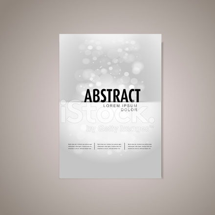 Sparkling Background Poster Template Stock Vector - FreeImages - propaganda poster template