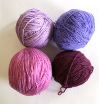 Free Purple yarn Stock Photo - FreeImages.com