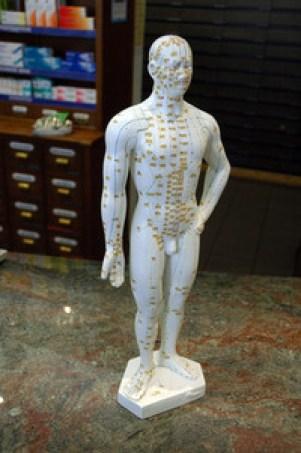 Akupunktura lalek