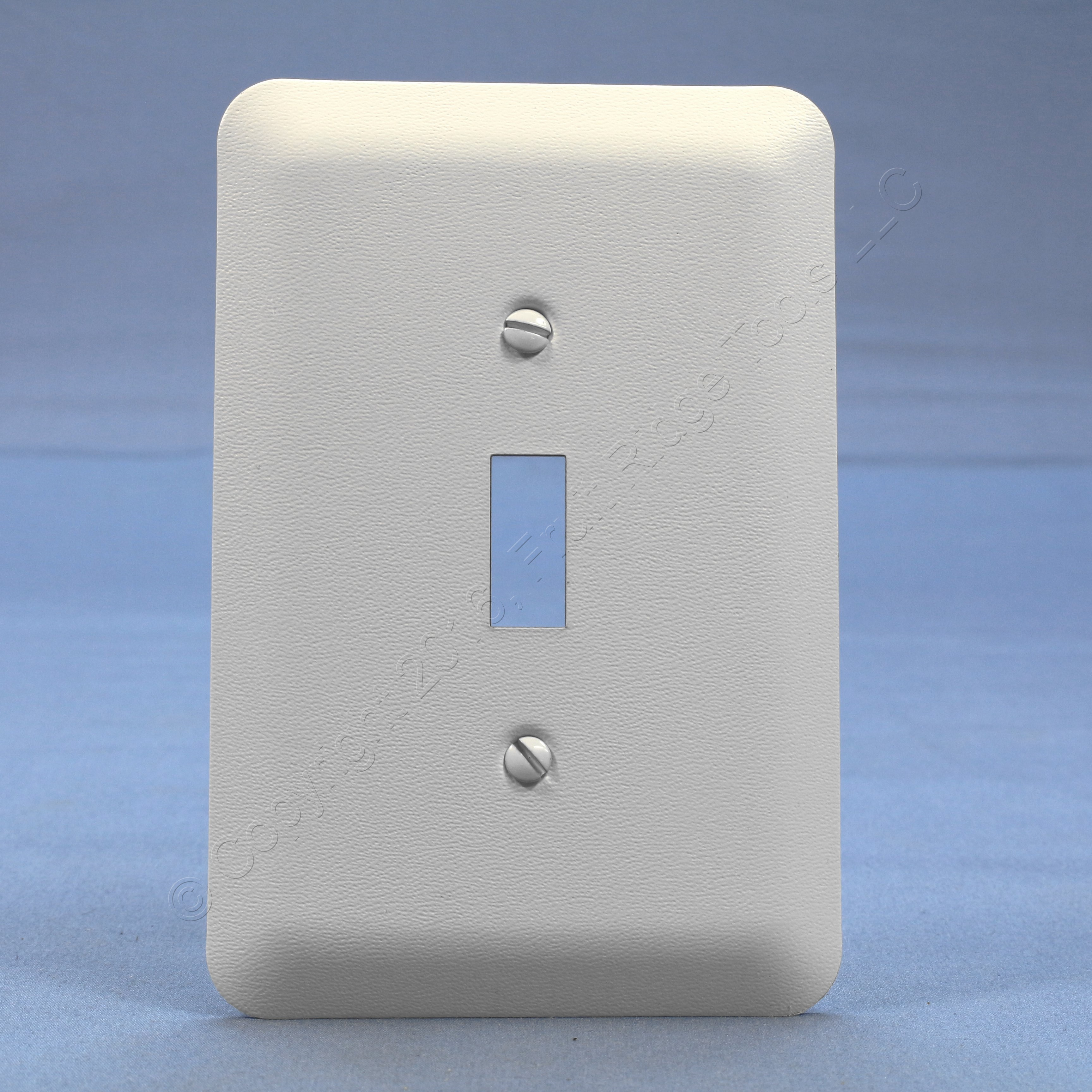 Unique Switchplates And Outlet Covers Leviton Decorative Metal Themed Painted Patterned Toggle