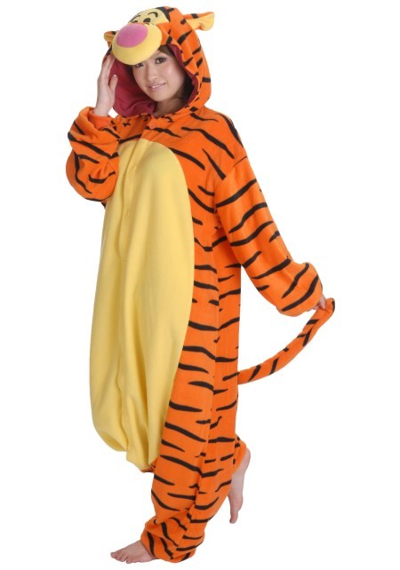Tigger Costume Pattern