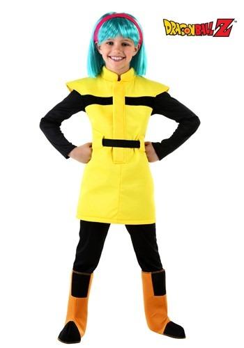 DBZ Child Bulma Costume