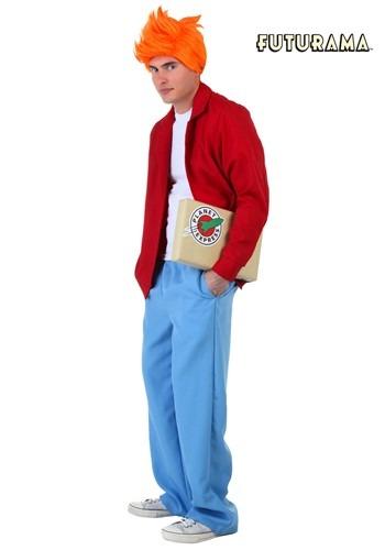 Futurama Fry Costume
