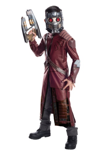 Deluxe Kids Star Lord Costume