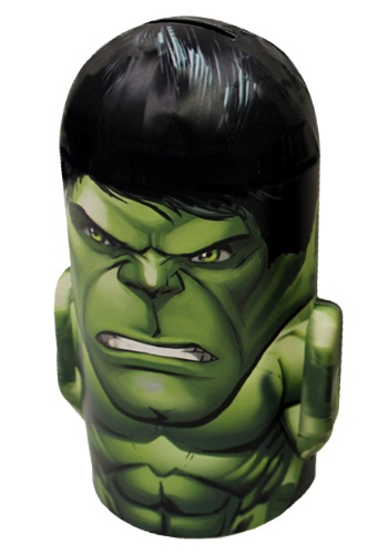 Hulk Tin Bank