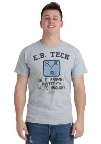 Back To The Future EB Tech T-Shirt