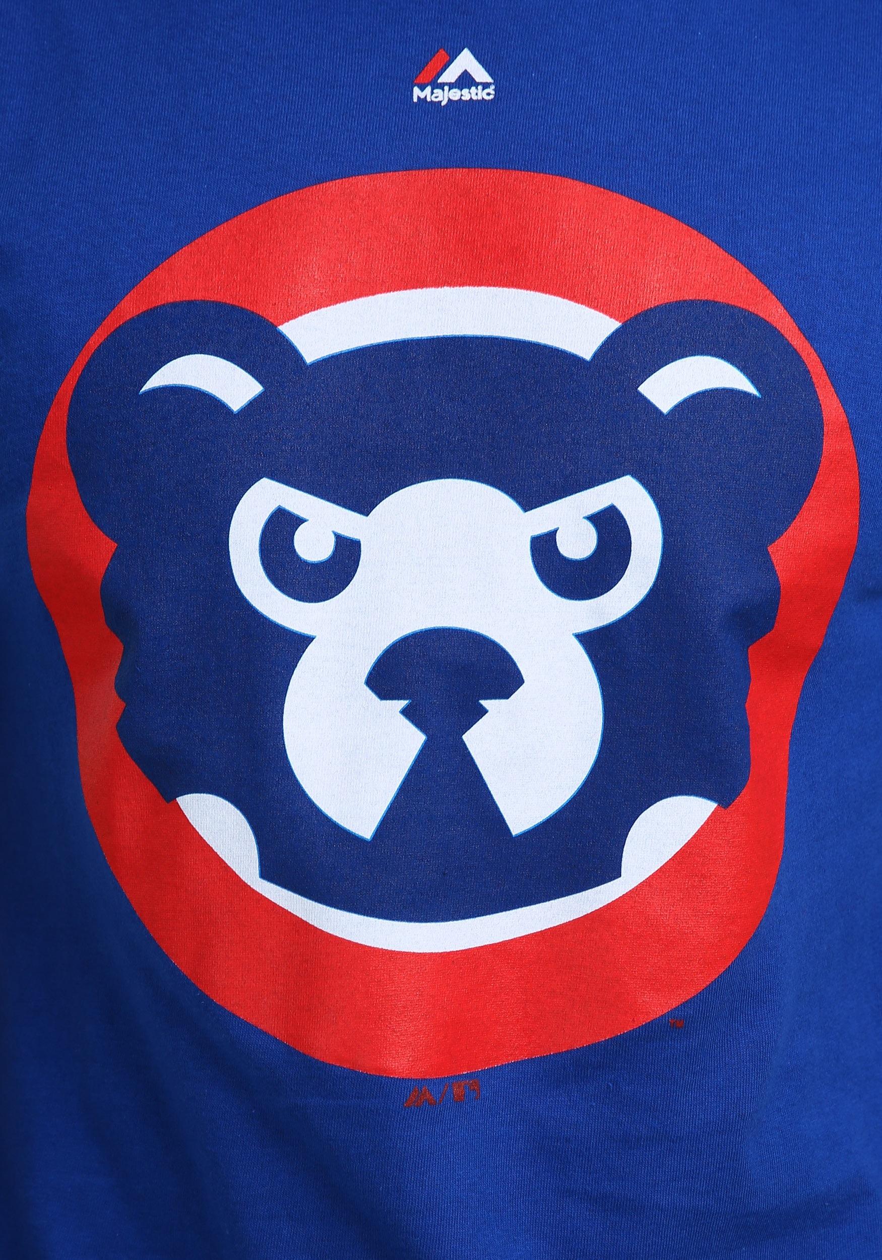 Girls Wallpaper Ideas Chicago Cubs Cooperstown Logo T Shirt For Men