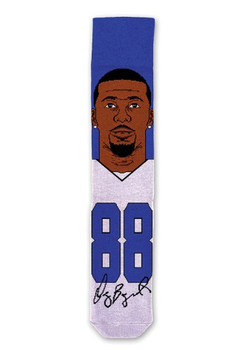 Dez Bryant NFL Socks