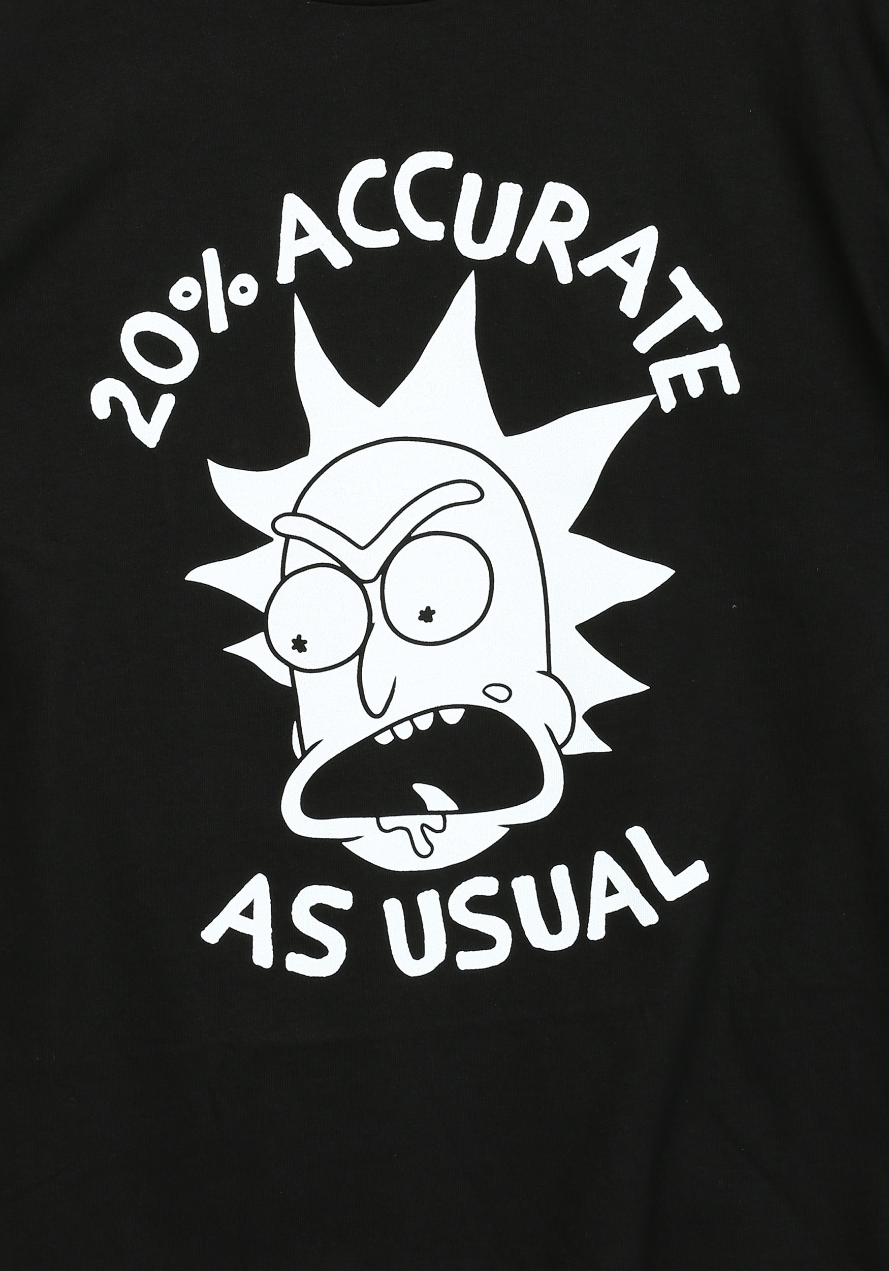 Yugioh Wallpaper For Iphone Rick And Morty 20 Percent Accurate T Shirt