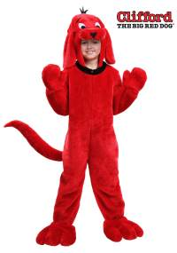 Clifford the Big Red Dog Costume for Children