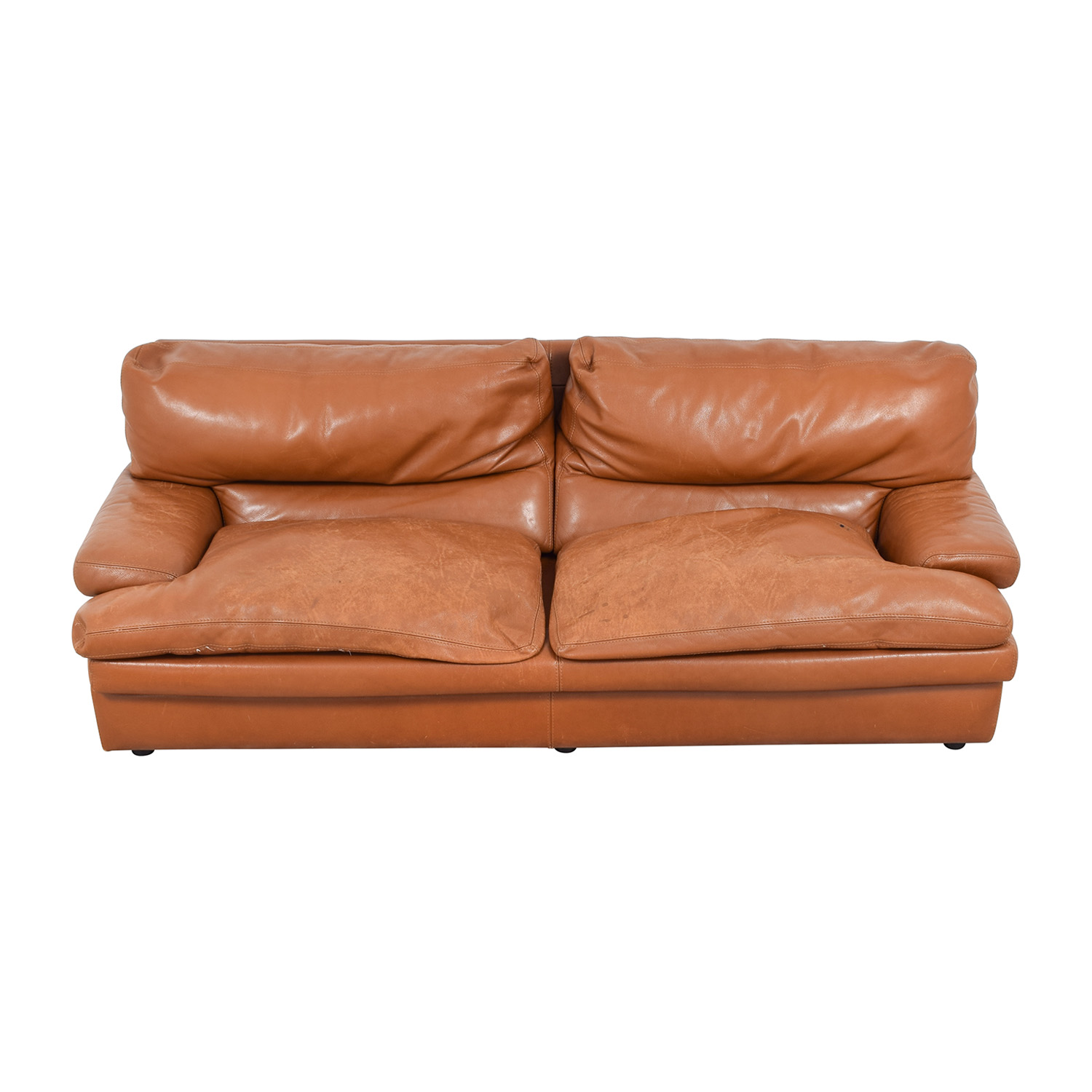 Sofa Orange Burnt Orange Leather Sofa This Burnt Orange Leather Sofa
