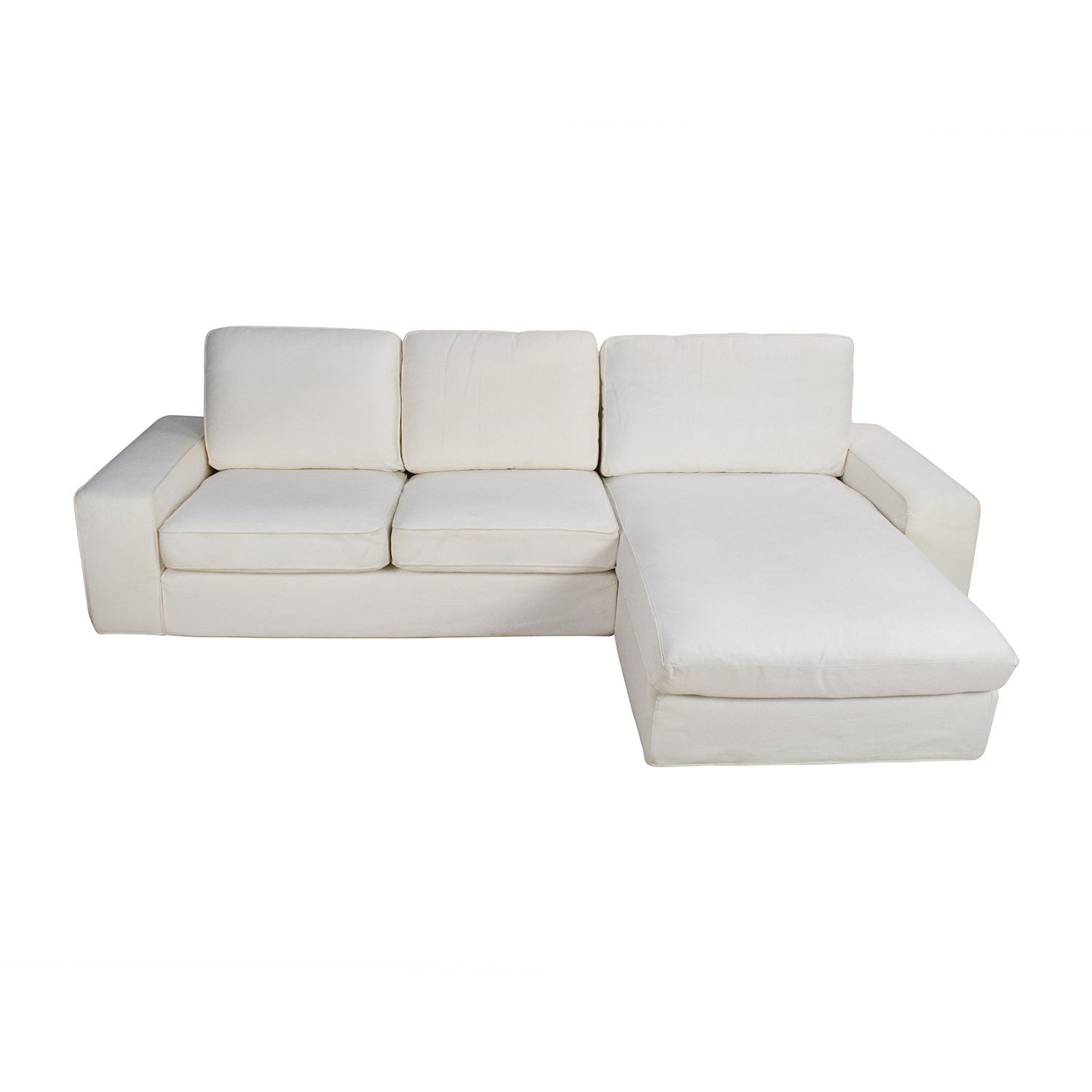 Buying A Second Hand Sofa 69 Off Ikea Ikea Kivik Sofa And Chaise Sofas