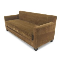 81% OFF - Custom Custom Single Cushion Couch / Sofas