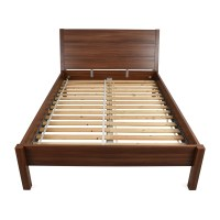 Beautiful Ikea Bed Frame Unfinished Wood | Insured By Ross