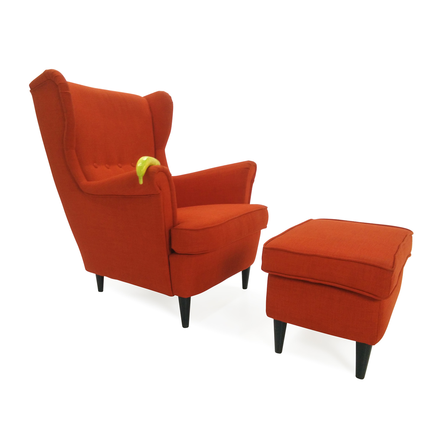 Fauteuil Exterieur Kijiji Amazing Orange Furniture Ikea Ikea Vilmar Chair The Chair
