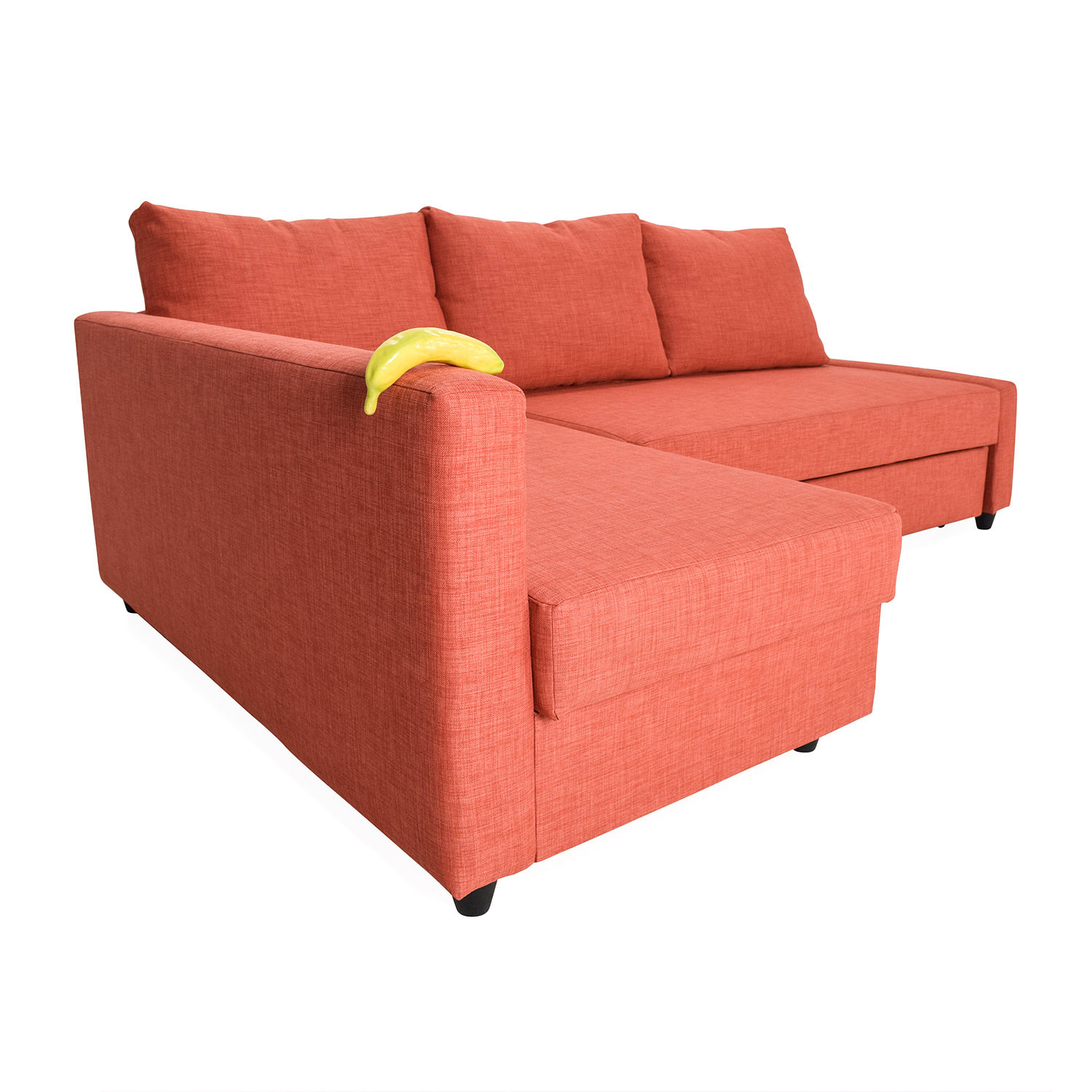 Chaise Orange Ikea 49 Off Ikea Friheten Sofa Bed With Chaise Sofas