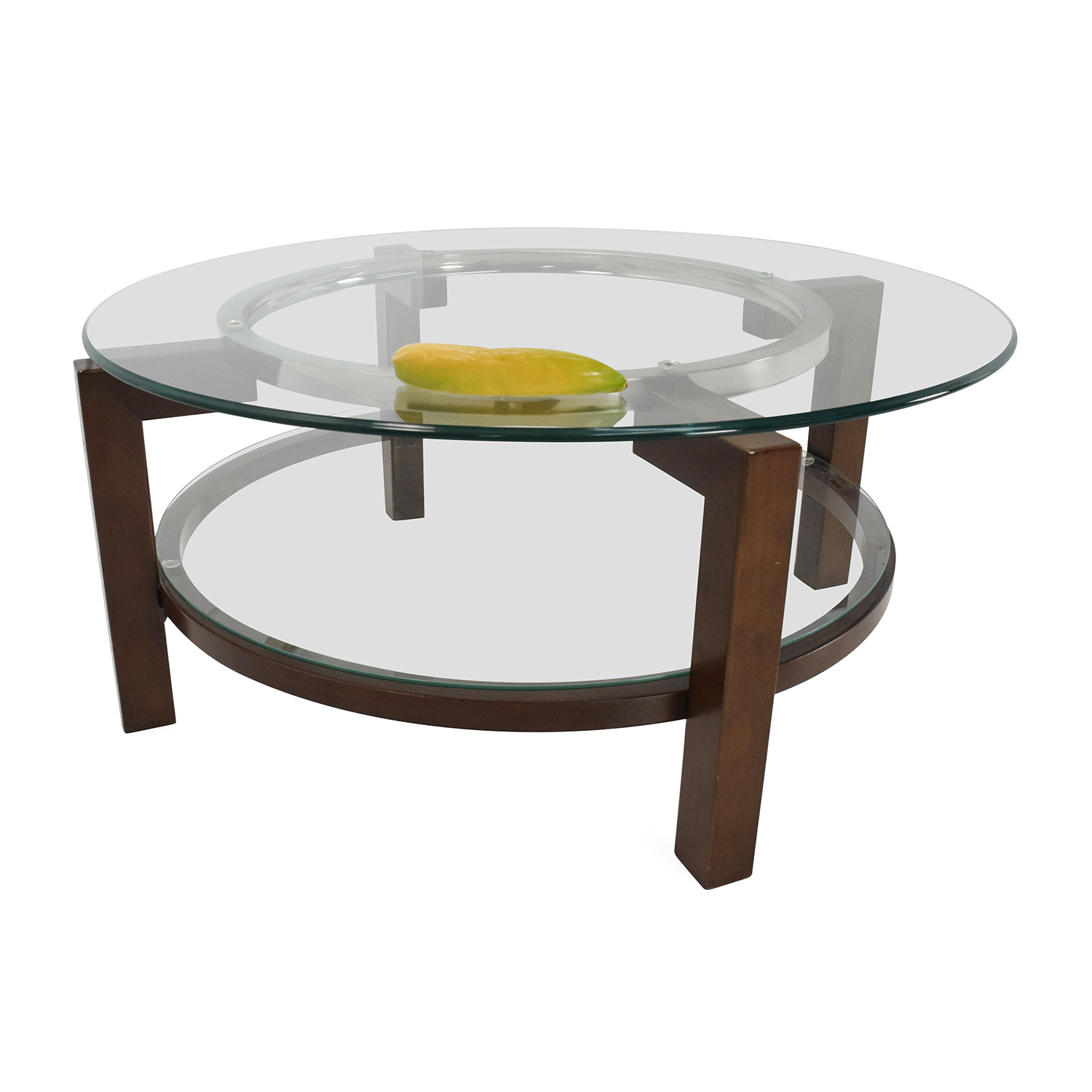 Buy Glass Coffee Table 88 Off Macy 39s Macy 39s Glass Top Coffee Table Tables