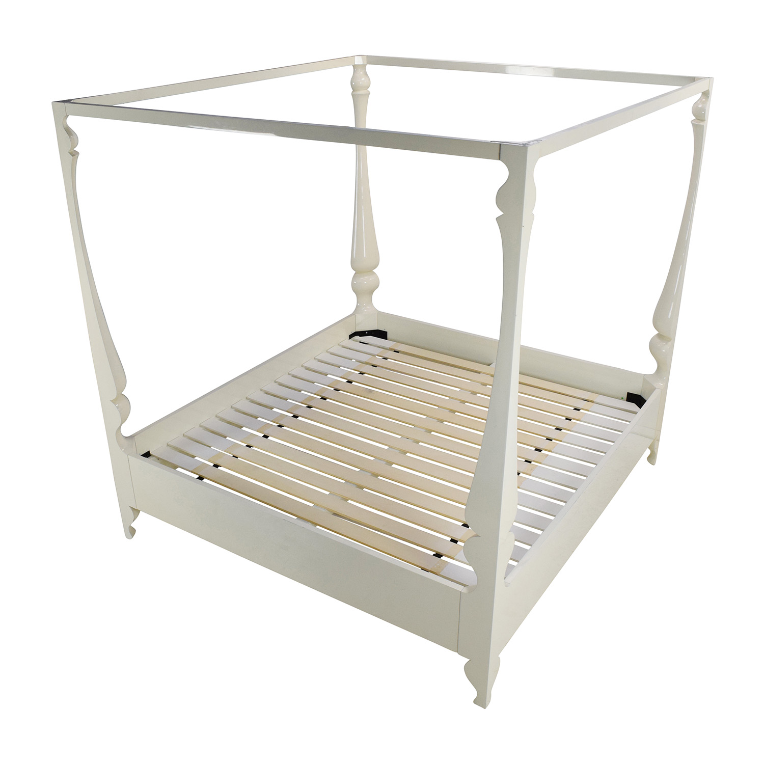 King Size Four Poster Bed Frame 85 Off John Reeves Louis Four Poster King Bed Frame Beds