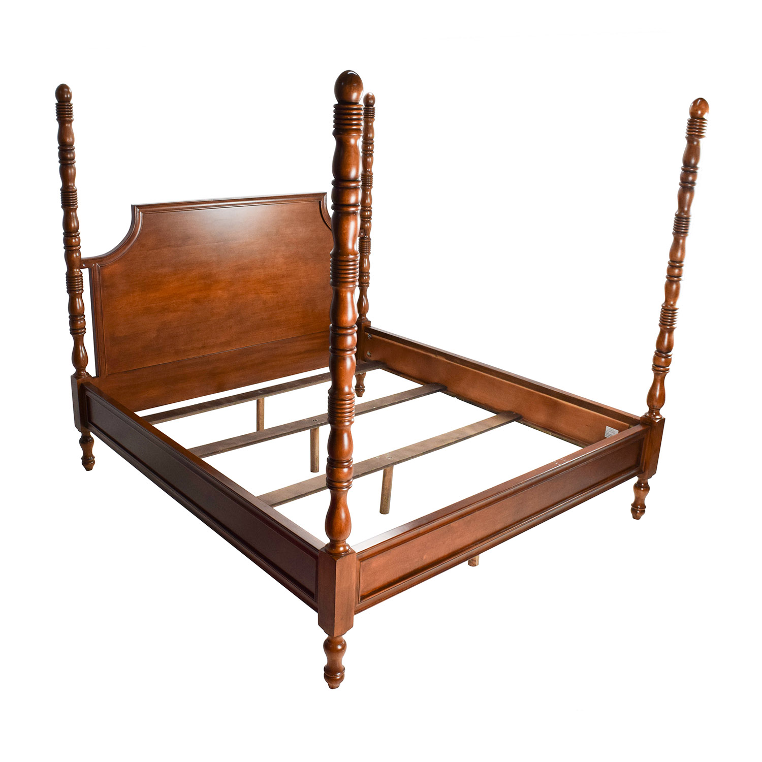 King Size Four Poster Bed Frame Thomasville Four Poster Bed