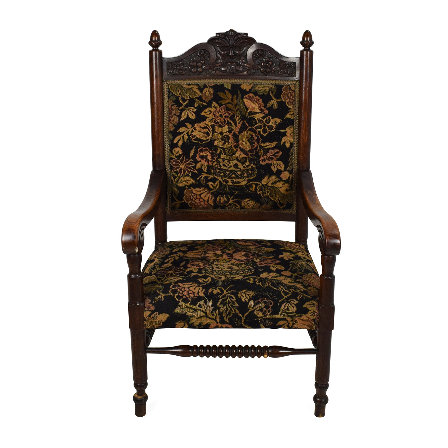 Upholstered Rocking Chair 84 Off Maison Corbeil Canada Maison Corbeil Canada