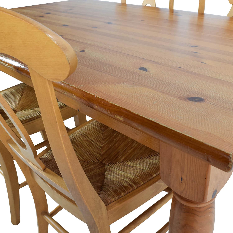 pottery barn dining room chairs ~ kukiel