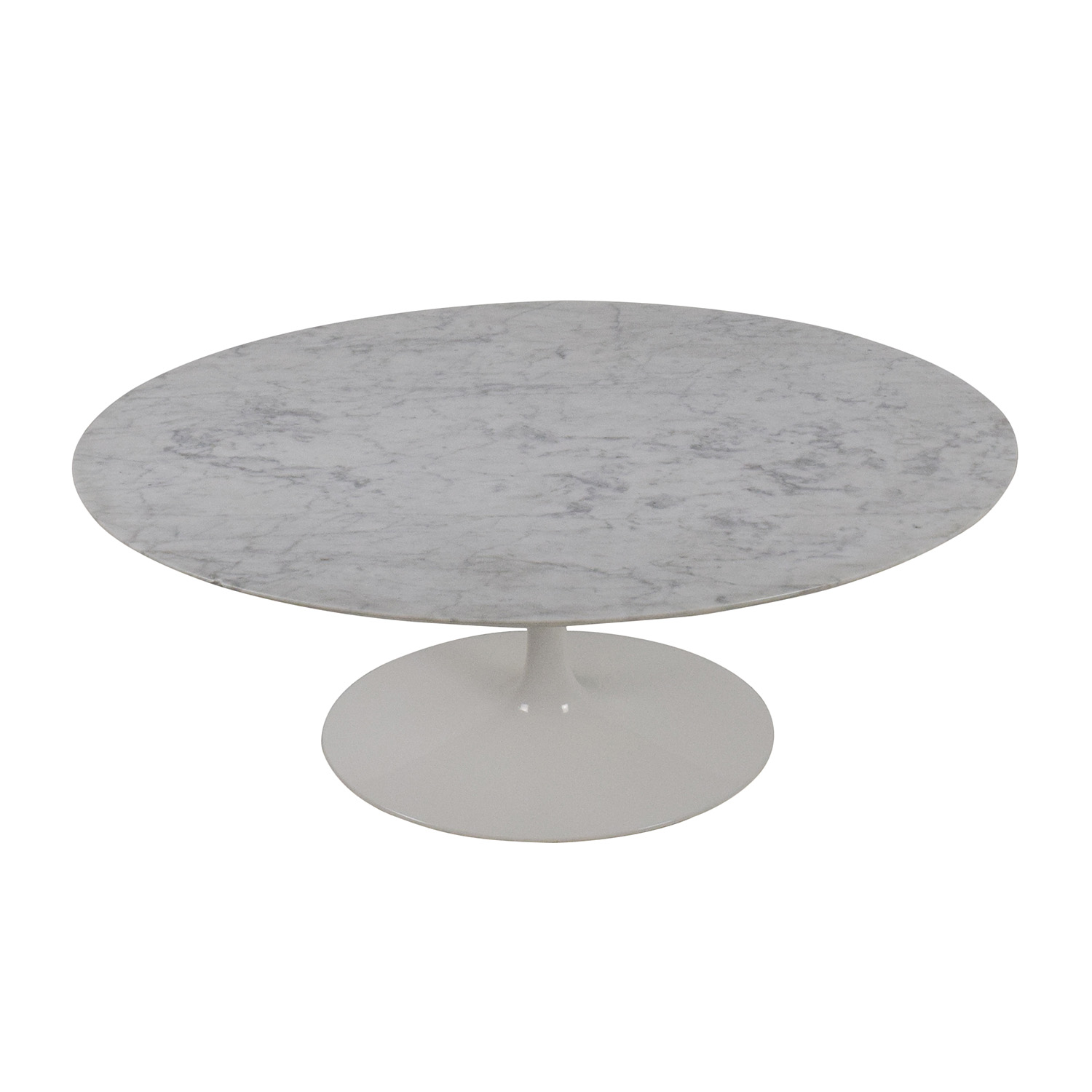 Knoll Saarinen 62 Off Knoll Knoll Saarinen Oval Coffee Table Tables