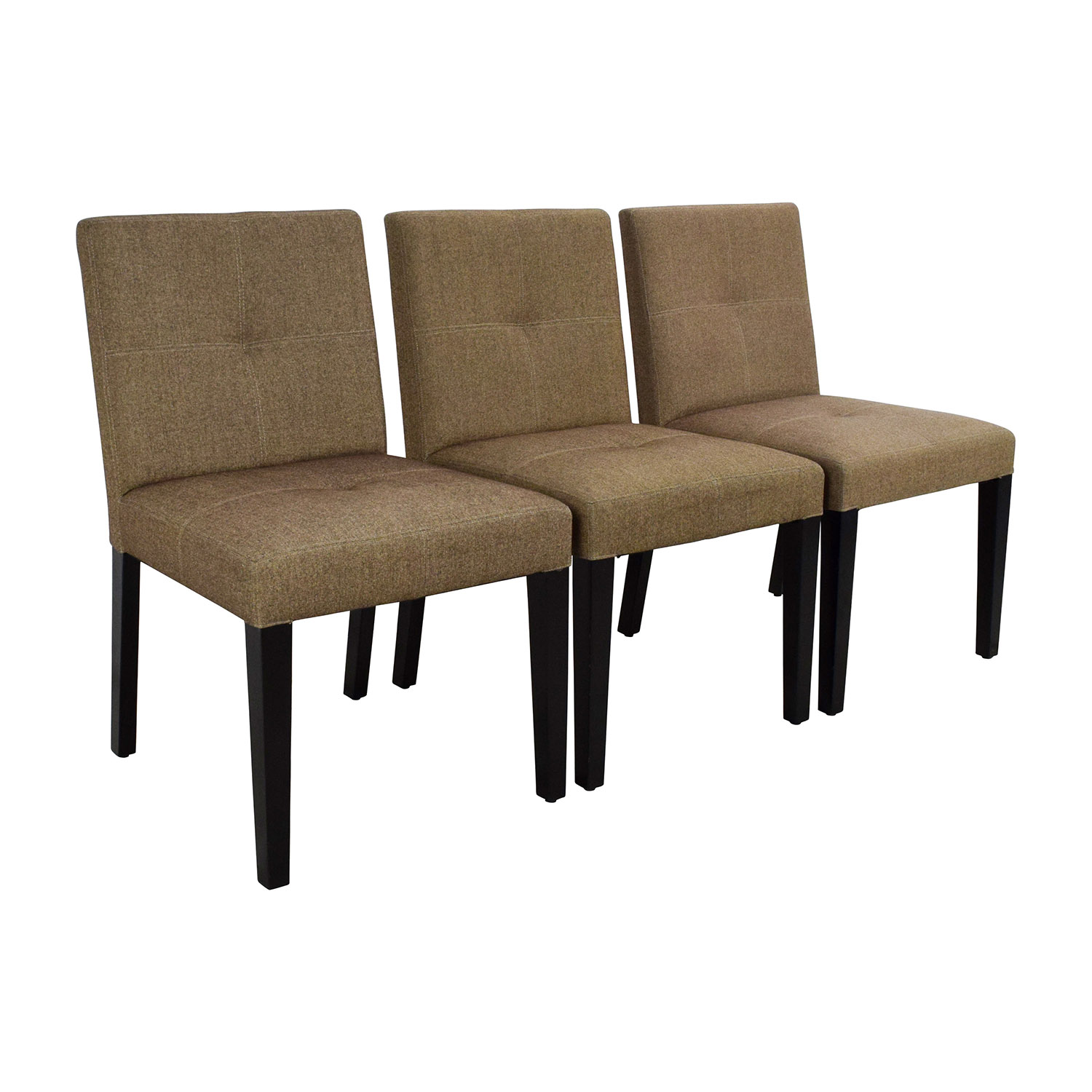 62 Off Crate And Barrel Crate Barrel Epoch Chairs