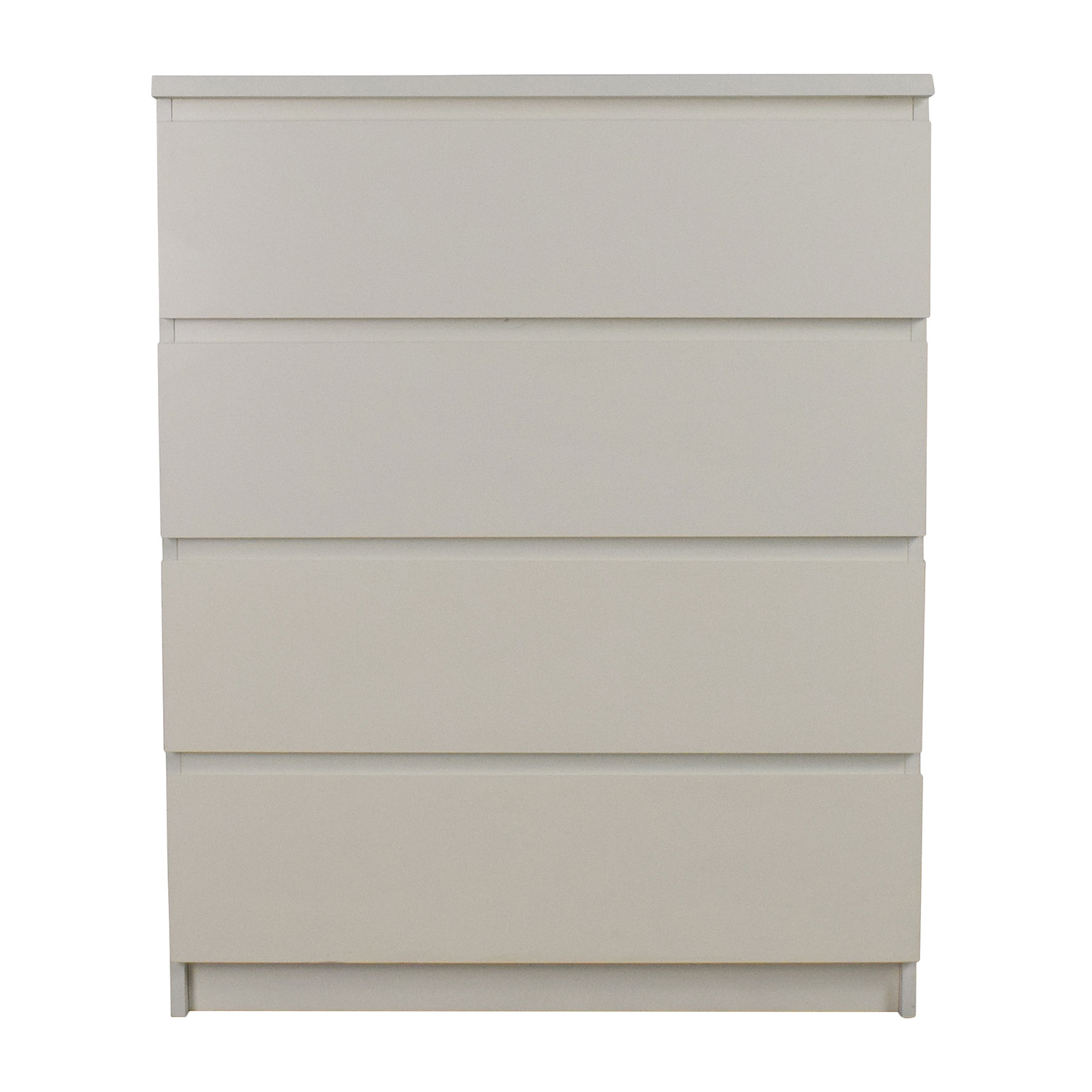 Ikea Armoire Malm 32 Off Ikea Ikea Malm 4 Drawer Dresser Storage