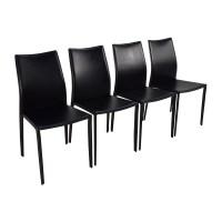 83% OFF - Modani Modani Bellagio Contemporary Dining Chair ...
