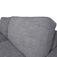 Wohnzimmer Grau Sofa