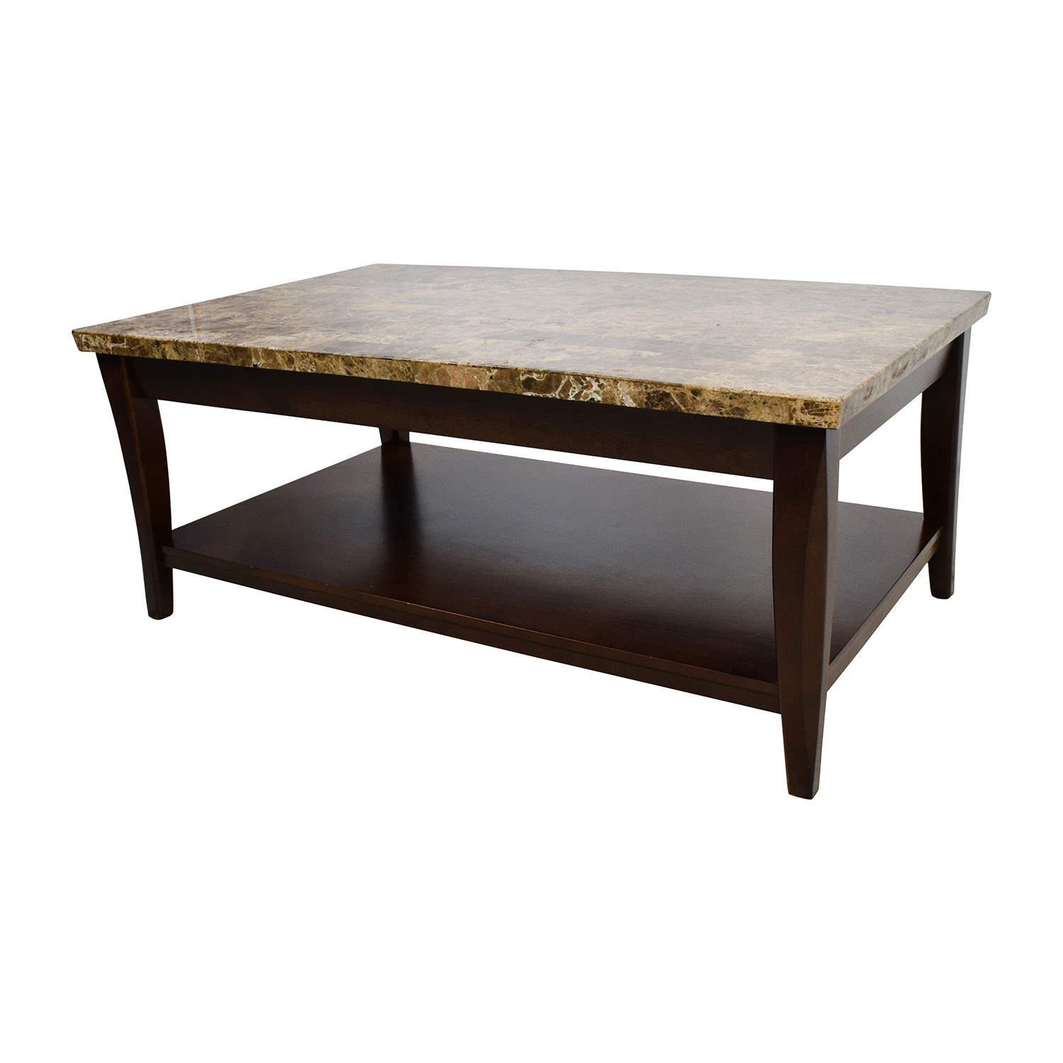 Coffee Tables Images 71 Off Marble And Wood Coffee Table Tables