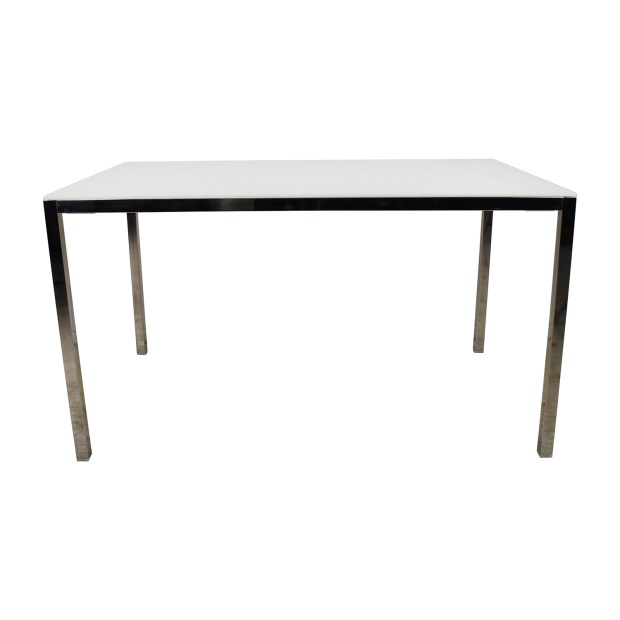 85 - ikea torsby large dining table