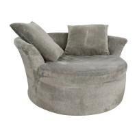 Circular Loveseat Sofa Round Couch Furniture Circular ...