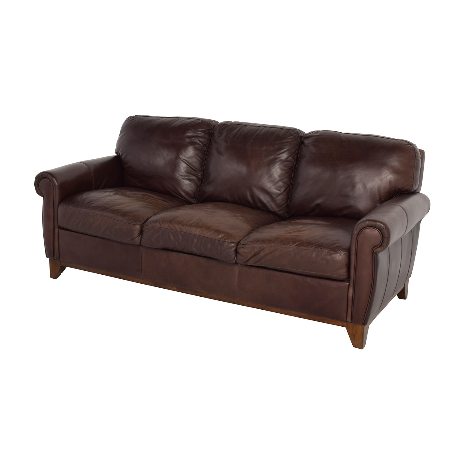 Ledersofa Ikea Säter Brown Leather Sofa For Sale Used Brown Leather Sofa 2 Seater