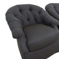 83% OFF - Sherrill Furniture Sherrill Furniture Gold and ...