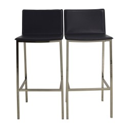 Small Of Leather Bar Stools