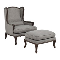 71% OFF - Restoration Hardware Restoration Hardware Grey ...