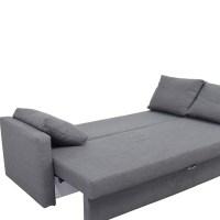 Ikea Sleeper Sofas Flottebo Sleeper Sofa With Side Table ...