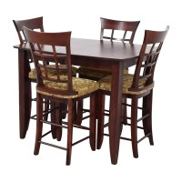 High Table Dining Set & Tall Dining Room Tables