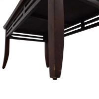 50% OFF - Modern Dark Brown Coffee Table / Tables