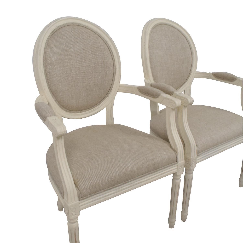 100 [ Restoration Hardware Chairs ]